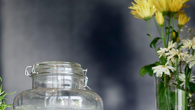 Flowers used in herbal medicine