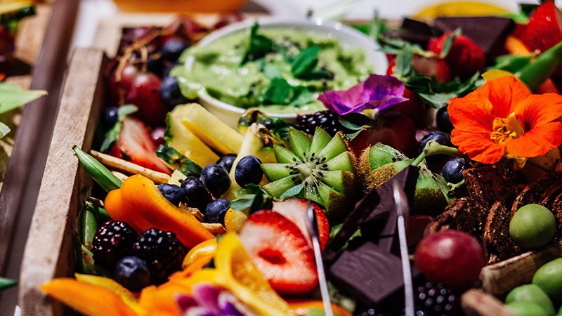 Healthy foods to boost your mood